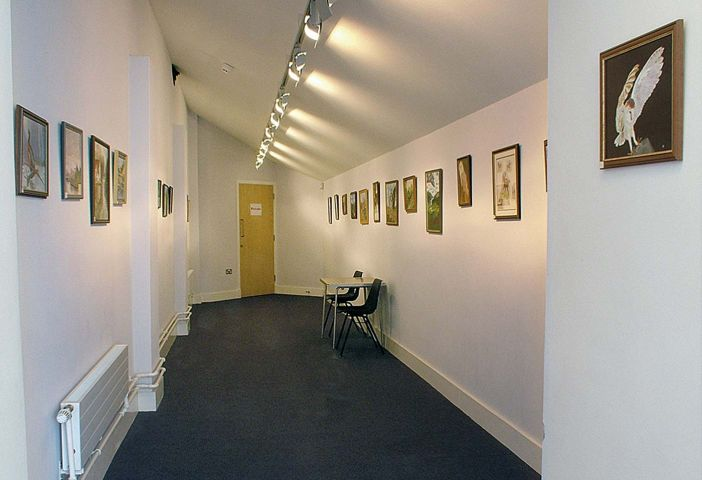 The Gallery at the Festival Drayton Centre